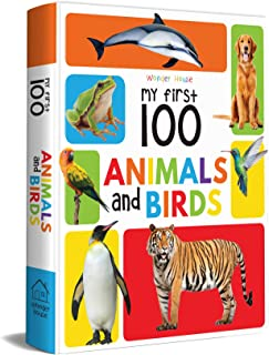 My First 100 Animals And Birds