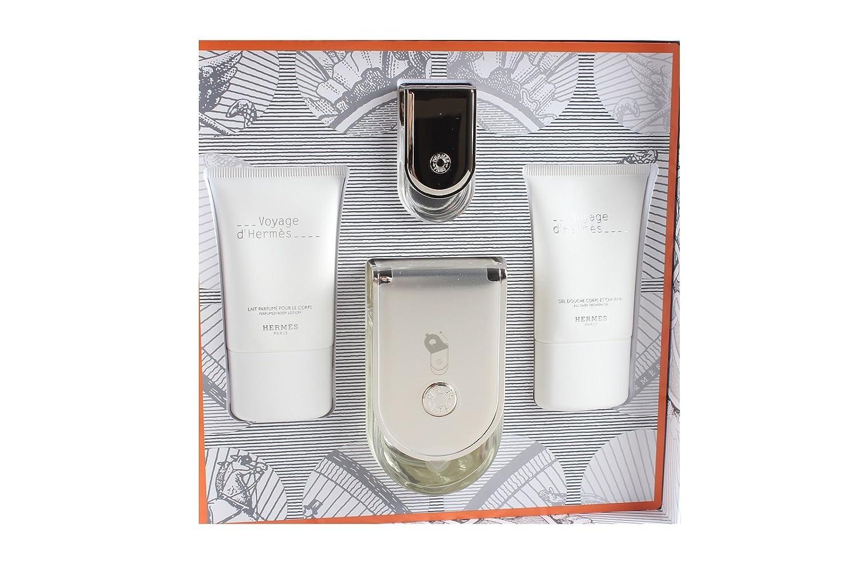 Hermes Limited time trial price Voyage D'Hermes Coffret: Eau Toilette Spray Refillable De Selling