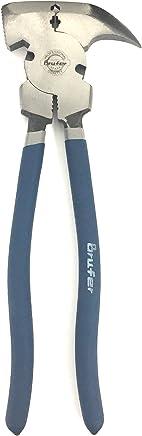 BRUFER 201195 Fence Plier Tool, 10.5-Inch