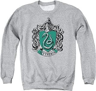 Slytherin Crest - Harry Potter Adult Crewneck Sweatshirt