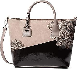 Luxury Fashion   Desigual Womens 19WAXP51PINK Pink Handbag   Fall Winter 19