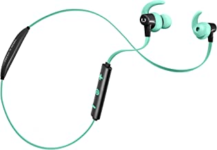Fresh 'n Rebel Lace Wireless Sports Earbuds - Peppermint - Auriculares (Dentro de oído, Binaurale, Turquesa, Digital, IPX2, Bluetooth)