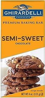 Best ghirardelli semi sweet chocolate baking bar Reviews