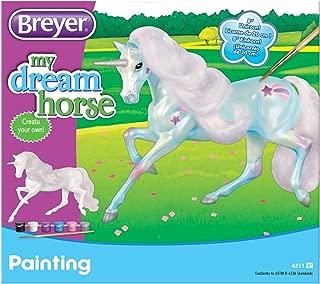 Breyer Classics Unicorn Paint Craft Kit (1:12 Scale), Multicolor
