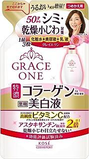 KOSE 高丝 Grace One 药用 美白浓郁滋润乳液 补充包 200毫升 (医药外用品)