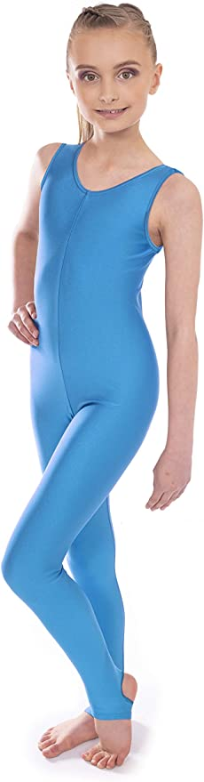 Vincenza Dancewear Deluxe Short Sleeved Unitard Sleeveless Catsuits