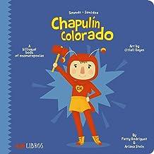 El Chapulin Colorado: Sounds - Sonidos (English and Spanish Edition)