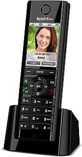 AVM FRITZ!Fon C5 DECT-comforttelefoon voor FRITZ!Box (hoogwaardig kleurendisplay, HD-telefonie, internet-/comfortdiensten,...