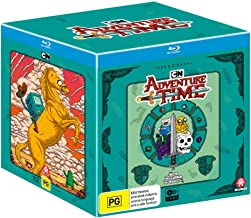 Adventure Time: Complete Collection 1080p/All Region