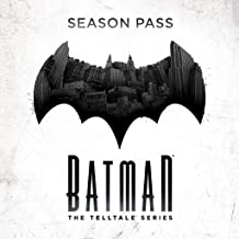 Batman: The Telltale Series - Season Pass - PS3 [Digital Code]