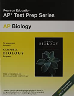 AP Biology: To Accompany Pearson's Campbell Biology Programs