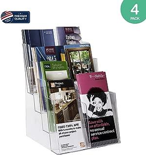 acrylic tract racks