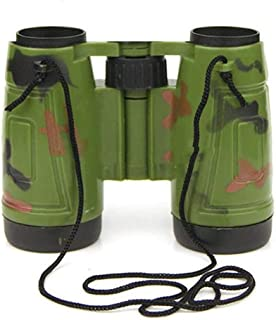 Toys Children Binoculars Educational Telescopes Shape Colors Camouflage Green Toy Bright Vivid Casual Kids Gifts Compass