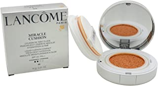 Lancome Women's # 02 SPF 23/ PA++ Miracle Liquid Cushion Compact Foundation, Biege Rose, 0.51 Ounce