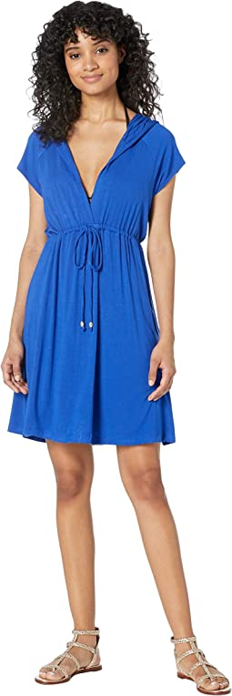 Paradise Solids Dress Cover-Up