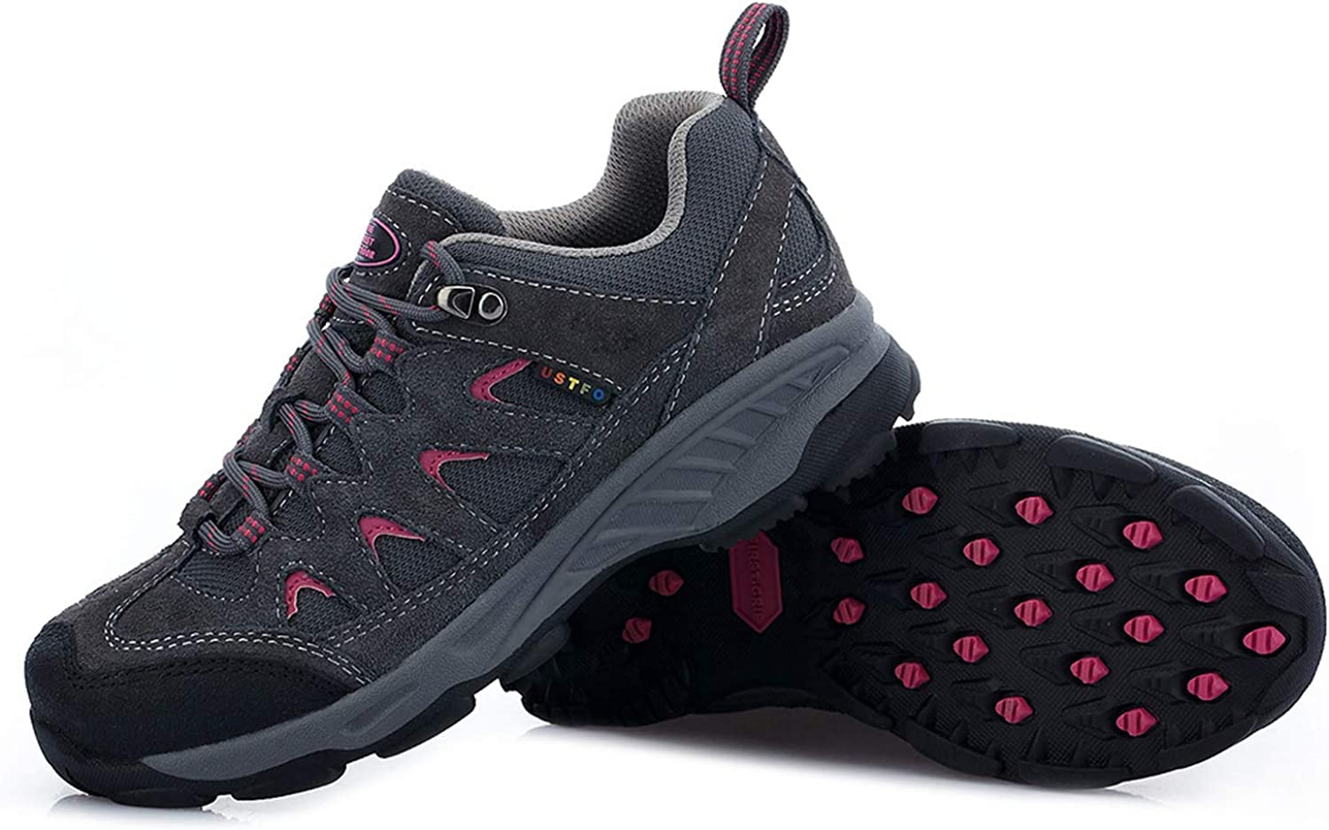 Hiking shoes for Women California Breathable Low Trail Running shoes for Hiker Runner