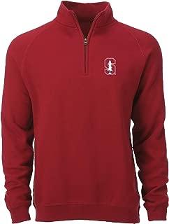 NCAA Stanford Cardinal Mens Benchmark 1/4 ZipBenchmark 1/4 Zip, Cardinal, M