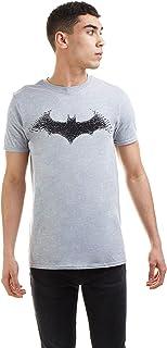 DC Comics Men's Batman Bat Logo T-Shirt