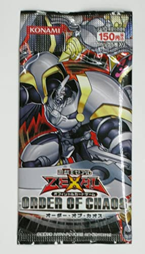 oferta especial Yu-Gi-Oh  ZEXAL OCG Order of of of Chaos (30 packs) (japan import)  70% de descuento