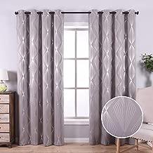 Best geometric pattern drapes Reviews