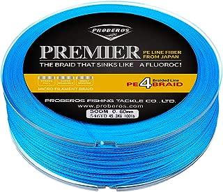 Sunlure Braided Fishing Line 4 Strands PE Lines Superbraid Multifilament Braid Wire 328 Yard/547 Yard/ (Multicolor, 8 lb-100 lb)