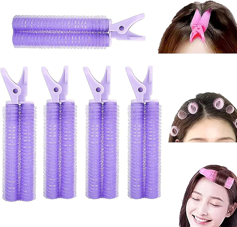 5pcs volumizing half hair root fluffy Houston Mall roller clip volumizi