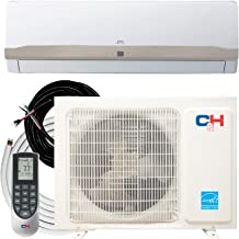 12,000 BTU 115V Ductless Mini Split Air Conditioner Heating and Cooling 22 SEER Energy Star Rated with 16ft Installation kit