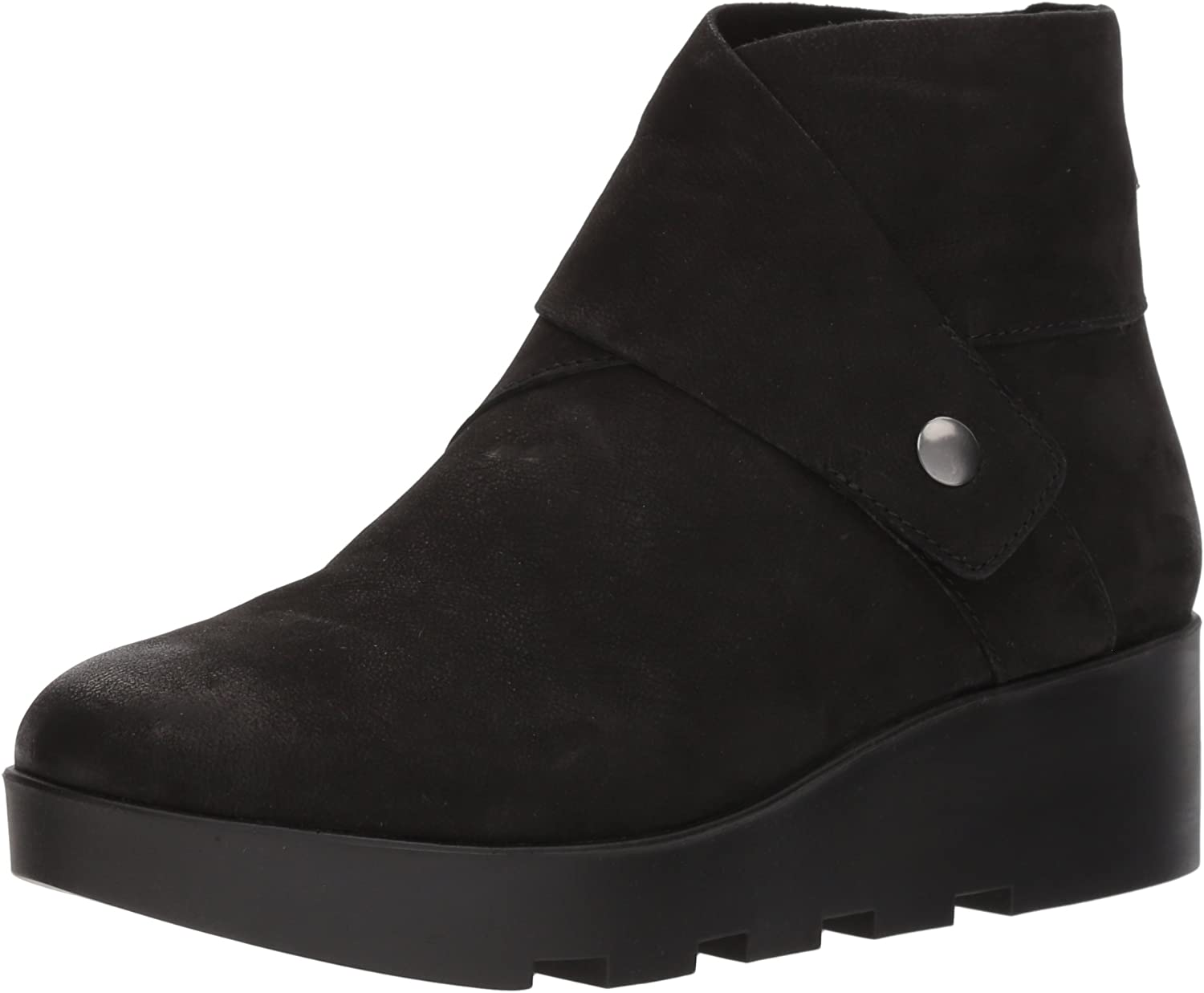 EileenFisher Womens Tread Ankle Boot