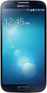 Samsung SCH-I545 - Galaxy S4 16GB Android Smartphone - Verizon - Black (Renewed)