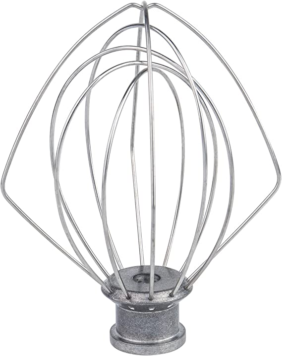 K45WW Wire Whip Attachment for Tilt-Head Stand Mixer for KitchenAid