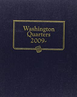 2009 Washington Quarter Album with Territory Page (State Series Quarters Album With New Territories)