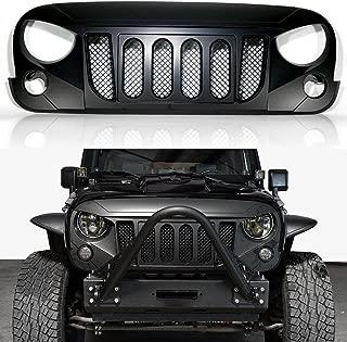 Best jeep wrangler custom grill Reviews