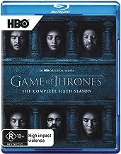 Game Of Thrones: Season 6 (Blu-ray)