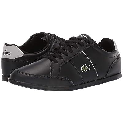 Lacoste Seforra 119 1 P CFA (Black/Light Grey) Women