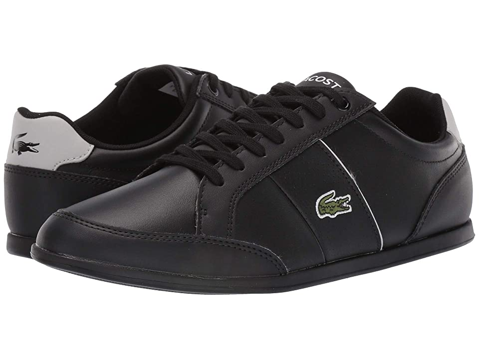 Lacoste Seforra 119 1 P CFA (Black/Light Grey) Women