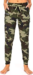 Rrosseyz Womens Joggers with Pockets, Sweatpants for Women Loose fit Pants for Yoga Running Casual