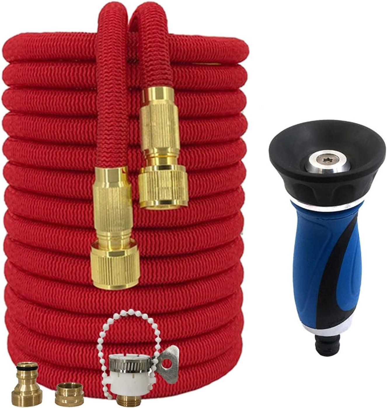 CJWSLYT Garden Hoses Nozzle Hose Fl Expandable Water Flow Max 87% Washington Mall OFF