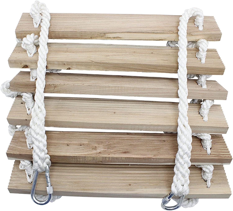 Household items High-Altitude fire Escape Non-Slip Wood P Max sale 78% OFF Ladder