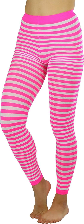 ToBeInStyle Women's Elastic Capris Leggings