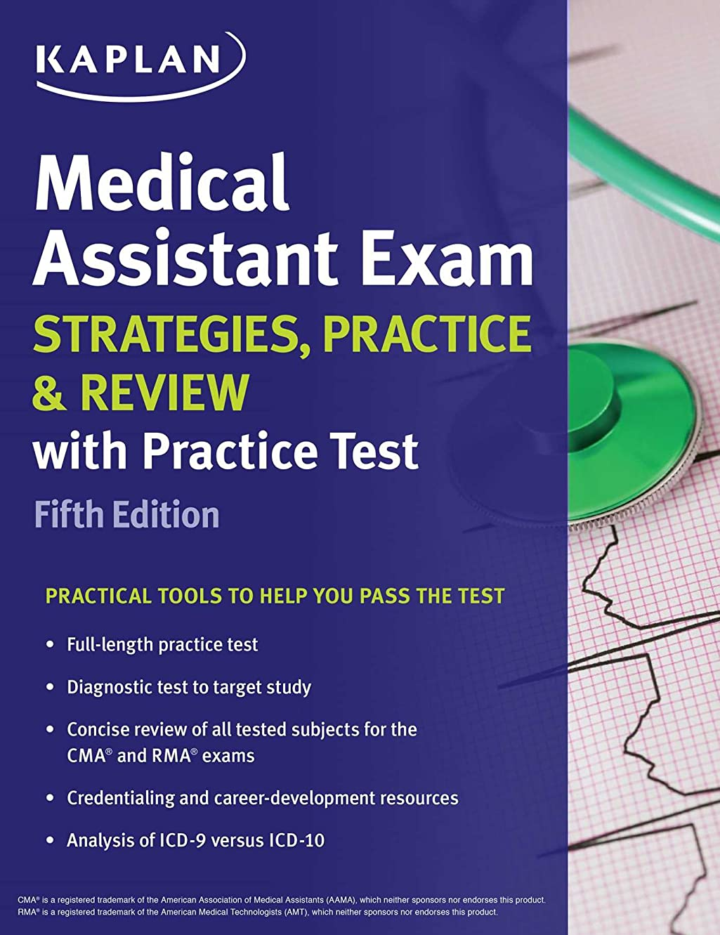 永遠にチロ復活させるMedical Assistant Exam Strategies, Practice & Review with Practice Test (Kaplan Test Prep) (English Edition)