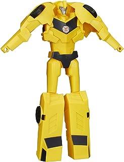 Transformers Robots in Disguise Titan Changers Bumblebee Action Figure