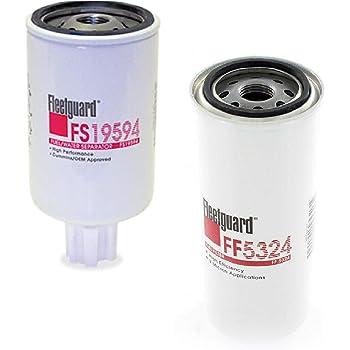 [SCHEMATICS_49CH]  Amazon.com: AirDog Pre-Filter WS100 and Fuel Filter FF100-2 Combo Pack  (Fleetguard FF5324-FS19594): Automotive   Airdog Fuel Filters      Amazon.com