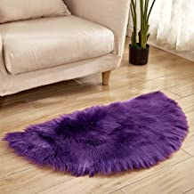 Soft Carpet Living Room Coffee Table Semi-Circular Warm Breathable Rugs Hallway Stairs Suede Non-Slip Mat,2