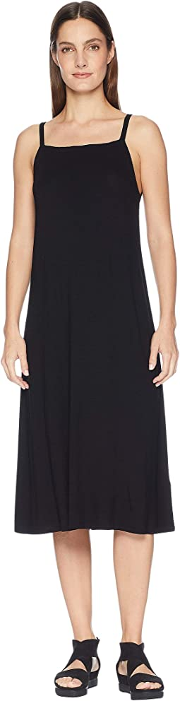 Lightweight Viscose Jersey Cami Dress