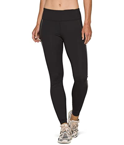 ASICS Piped Dream Tights (Performance Black) Women
