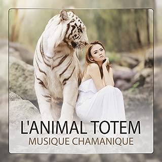 L'animal totem - Musique chamanique, Voyage pour rencontrer votre animal de pouvoir, Tambours chamaniques pour transe profonde