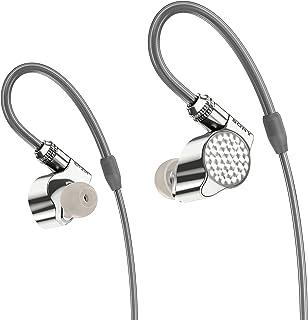 Sony IER-Z1R Signature Series - Auriculares in-ear, color negro y plateado