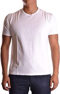 Yohji Yamamoto Luxury Fashion Mens MCBI19667 White T-Shirt | Season Outlet