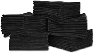 """16"""" x 16"""" Economy All Purpose Microfiber Towels - 50 Pack 