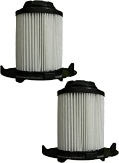 (2) Royal Dirt Devil F16 HEPA Vacuum Filter, Vision, Envision wide glide Uprights Vacuum Cleaners, F16, 2JW1000000, 086710, 86710, and all other Dirt Devil vacuums using the F16 filter